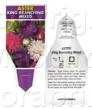 Picture of ANNUAL ASTER KING BRANCHING MIXED