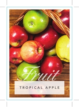 Picture of FRUIT APPLE TROPICAL (TICK BOX)