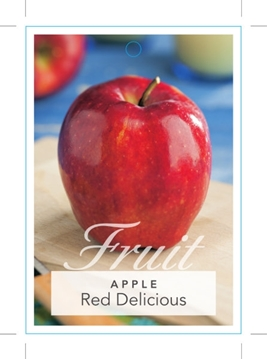 Picture of FRUIT APPLE RED DELICIOUS